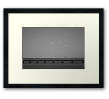 Bridges 3rd Framed Print
