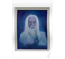 Gandalf ~ The White Poster
