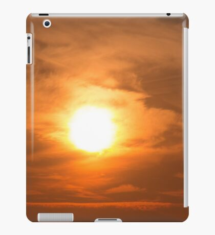 Bright Sundown iPad Case/Skin