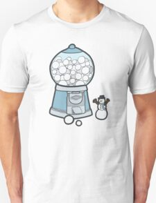 Snow Ball Gum Ball T-Shirt