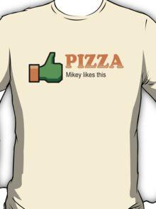 Turtles Like Pizza T-Shirt
