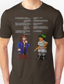 would woodchuck chuck wood T-Shirt