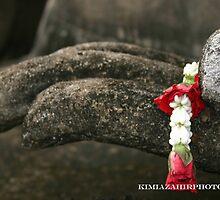 Hand of God by kimiazahir