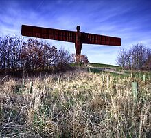 Angel of the North by Roddy Atkinson