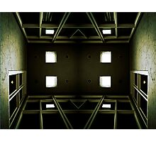 Windows of the Soul  Photographic Print