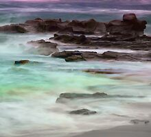Cape Patterson Iverloch by Melissa Dickson