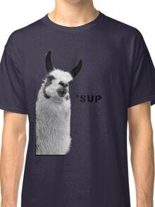 Cool Llama is Cool Classic T-Shirt