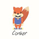 DKR Conker by gallantdesigns