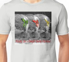 Christmas Piggies Unisex T-Shirt