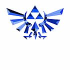 Hylian Arms (Blue Light) by spyderjava