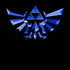 Hylian Arms (Blue Dark) by spyderjava