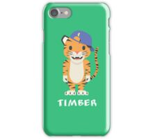 DKR Timber iPhone Case/Skin