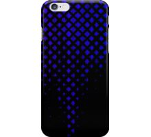 Blue Streaks iPhone Case/Skin