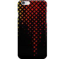 Red Streaks iPhone Case/Skin