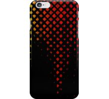 Red Streaks iPhone Case/Skin