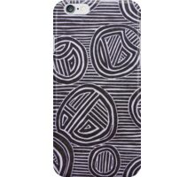 B&W1 iPhone Case/Skin