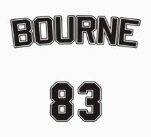 Bourne 83 Baby Tee