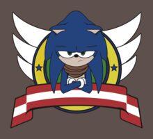 Sonic Boom Baby Tee