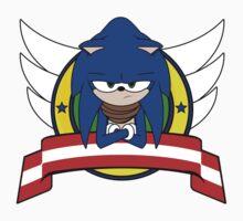 Sonic Boom Kids Tee