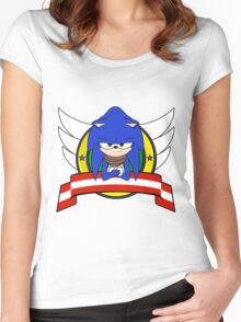 Sonic Boom Women's Fitted Scoop T-Shirt