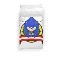 Sonic Boom Duvet Cover