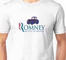 Harvesting Mitt Romney 2012 Unisex T-Shirt