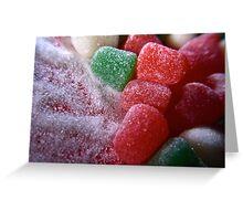 Spice Drops & Sugar Greeting Card