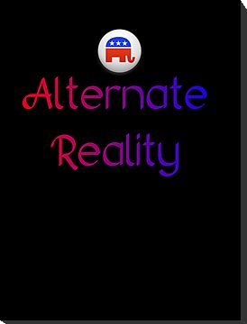 Alternate Reality Mitt Romney 2012 by tia knight