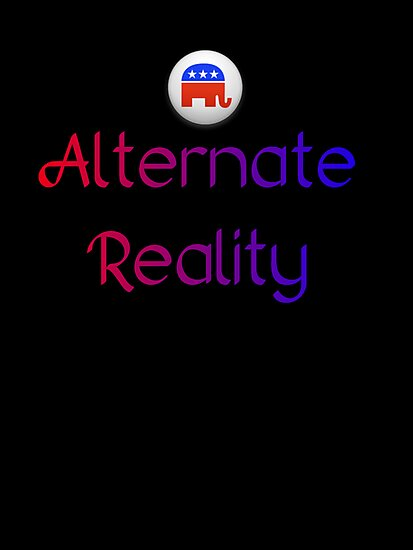 Alternate Reality Mitt Romney 2012 by Tia Knight