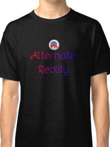 Alternate Reality Mitt Romney 2012 Classic T-Shirt