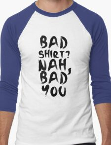 BAD SHIRT Men's Baseball ¾ T-Shirt