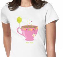 Par-Tea Womens Fitted T-Shirt