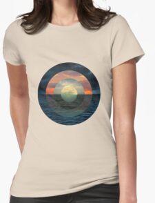 Ocular Oceans Womens Fitted T-Shirt