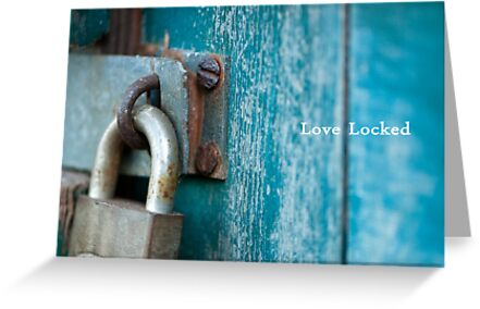 Love Locked by Tracy Riddell