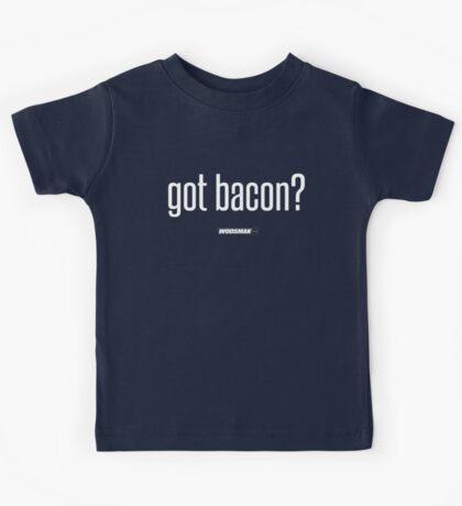 got bacon?   Kids Tee