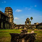 The stones of Siem Reap by paxamour