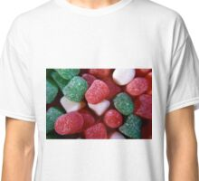 Christmas Spice Drops Candy Classic T-Shirt