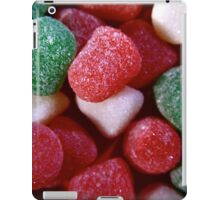 Christmas Spice Drops Candy iPad Case/Skin