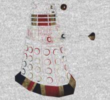 Dalek - Doctor Who One Piece - Long Sleeve