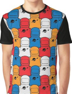 Classic Space Party Graphic T-Shirt