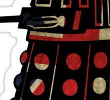 Dalek - Doctor Who Sticker