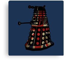 Dalek - Doctor Who Canvas Print