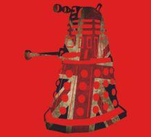 Dalek - Doctor Who Baby Tee