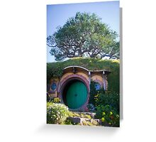 Bilbo Baggins Greeting Card