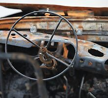 car after fire by mrivserg