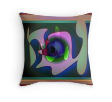 Place Setting Throw Pillow