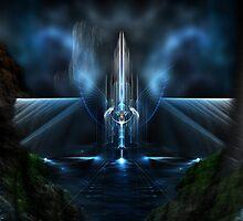 The Sanctuary Of Light by xzendor7