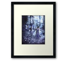 Night Fairy Song Framed Print