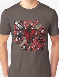 Planetside 2 - Terran Republic - No More Games T-Shirt