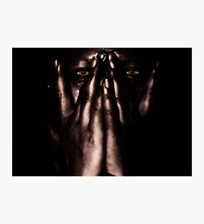 not my dark soul.. Photographic Print